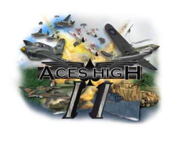 The Aces High II logo