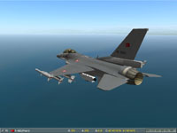 Turk F-16s
