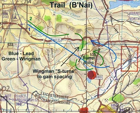 Trail Attack Map