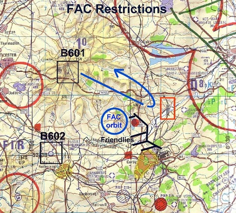 FAC Restrictions