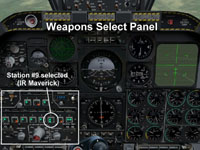 Weapon Select Panel