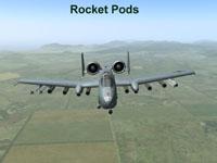 Rocket Pods