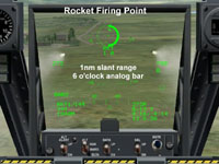 Rocket Firing Point