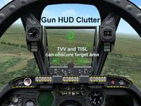 Gun HUD Clutter