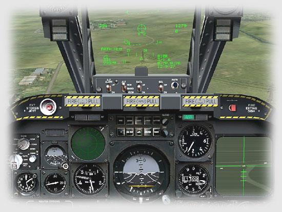 Maverick Switchology and Cockpit Displays.