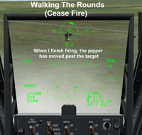 Walking The Rounds (Cease Fire)