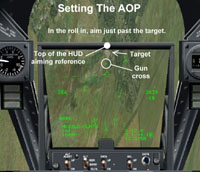Setting the AOP