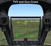 TVV and Gun Cross
