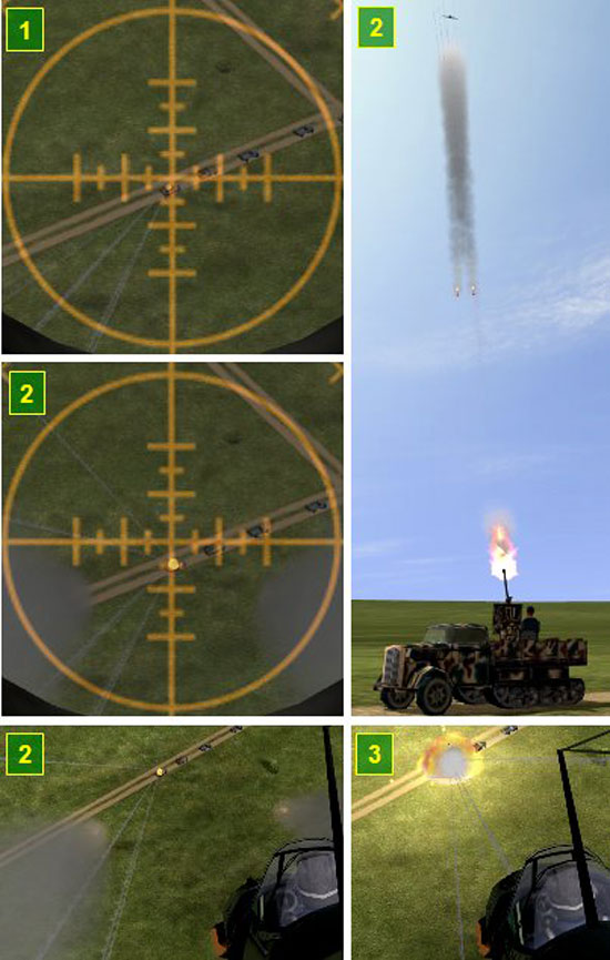 Rocket Landscape