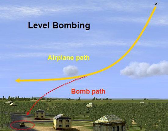 Level Bombing 1