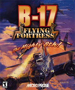 Box Art Photo of B-17 Flying Fortress: The Mighty 8th