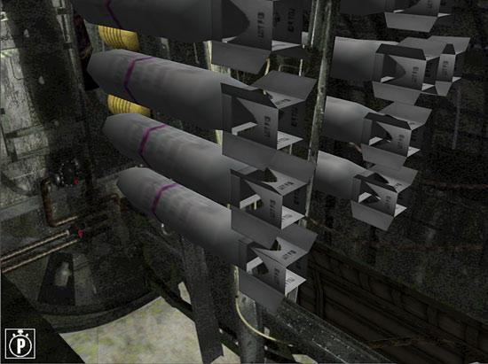 Bombs Racks Ready