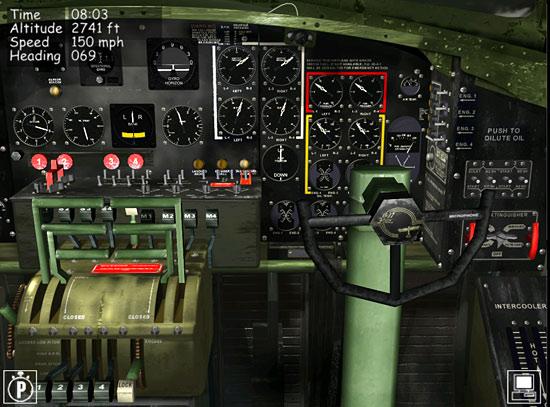 Co-Pilot Instruments