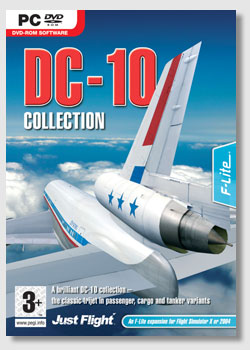 Just Flight's DC-10 Collection