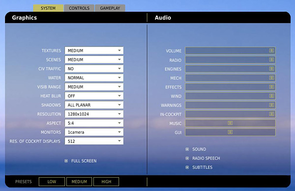 System Graphics