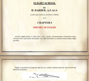 """Flight School"" document"