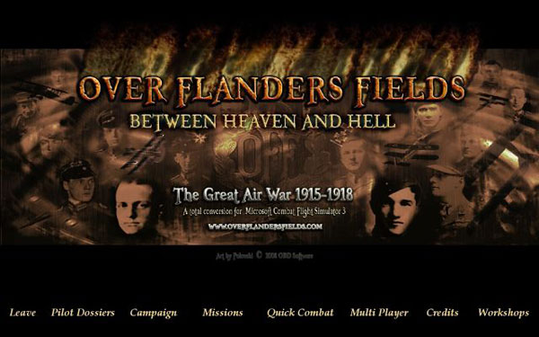 Over Flanders Fields Phase 3: Between Heaven and Hell