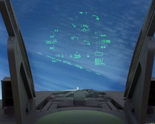 navigation mode