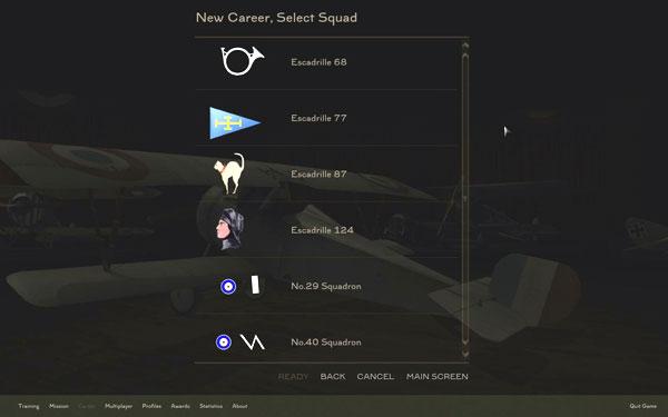 Select Squadron.