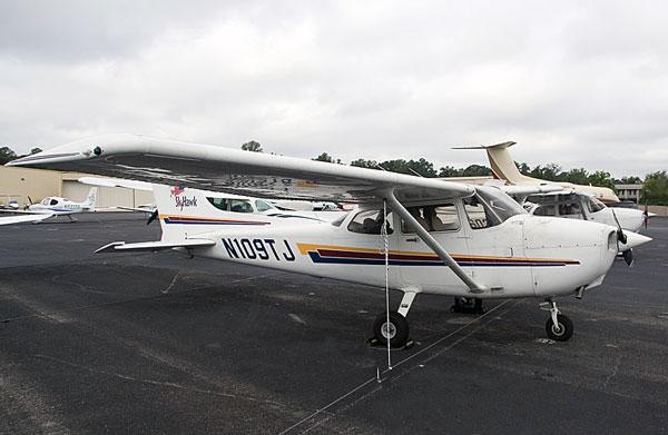 The Real N109TJ at PDK Flight Academy