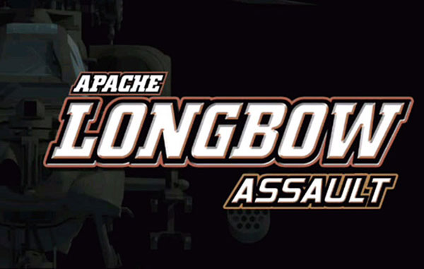 Splash Screen - Apache Longbow Assault