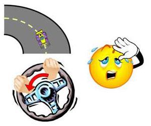Driving a Circular Track