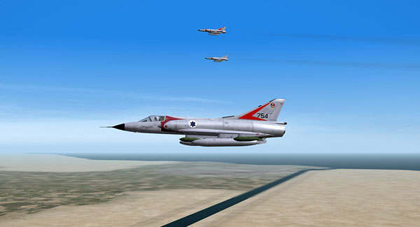 Strike Fighters 2: Israel