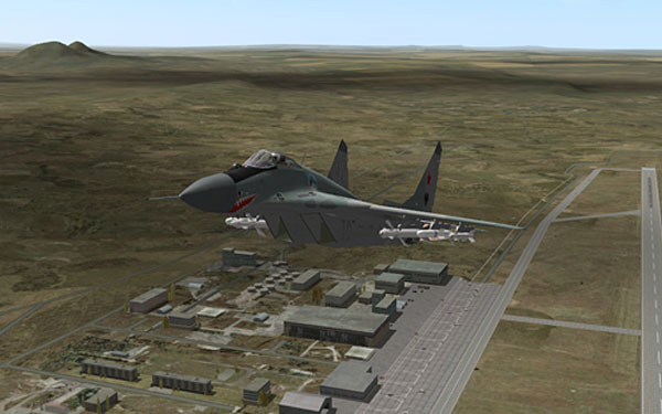 Flaming Cliffs 2.0 - MiG-29
