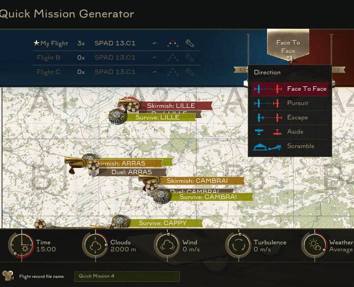 Quick Mission Generator
