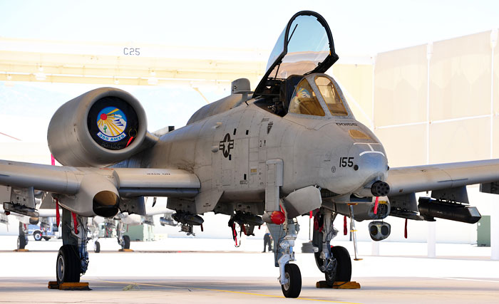 "The A-10C Thunderbolt II ""Warthog"""