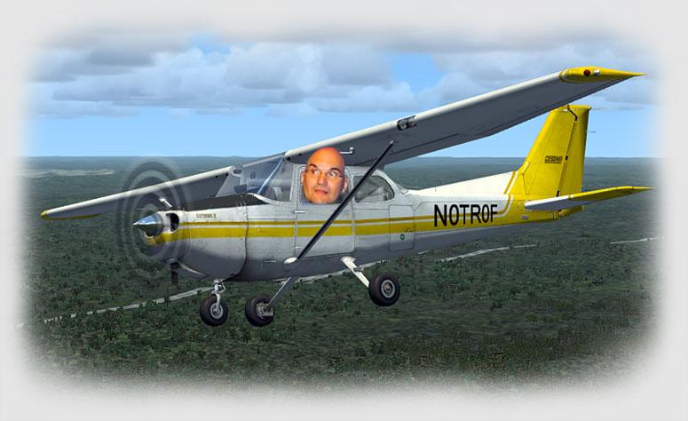 Flight Sim to Flight Line