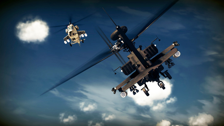 Apache: Air Assault - Engaged Offensive!