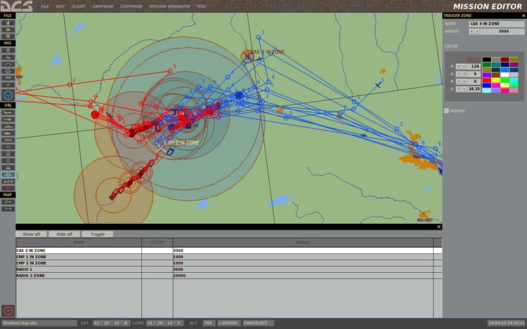 DCS: A-10C Warthog - Mission Editor