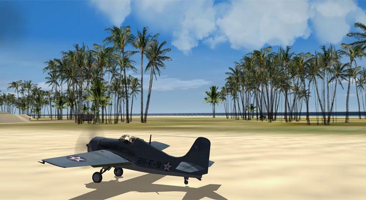 Rising Sun - Wake Island.