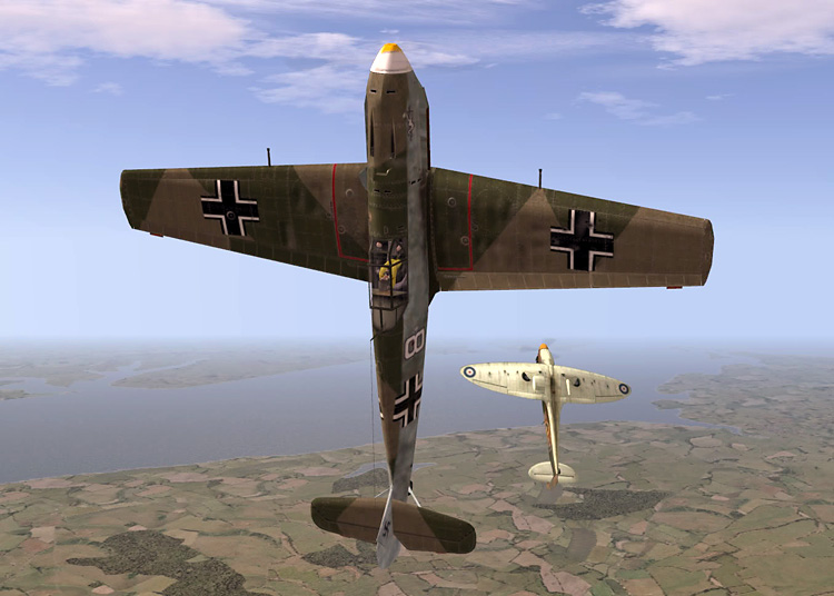 Battle of Britain II: Wings of Victory - Update 2.12 - Fights on!