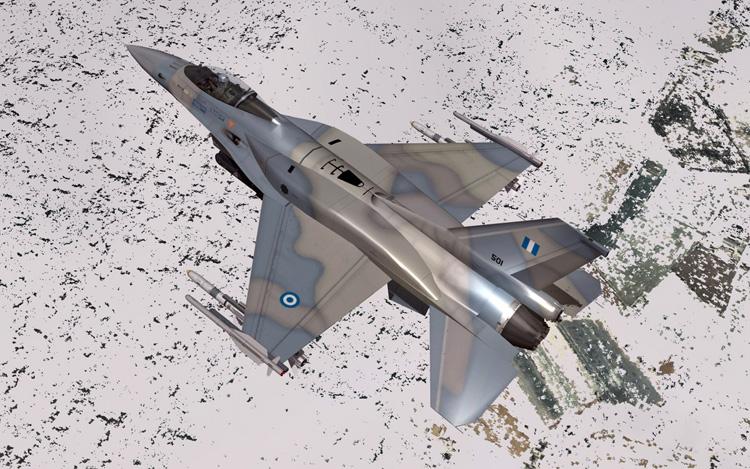 BMS 4.32 Falcon 4.0 - Hornet