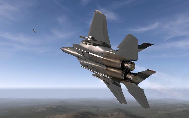BMS 4.32 Falcon 4.0 - F-15
