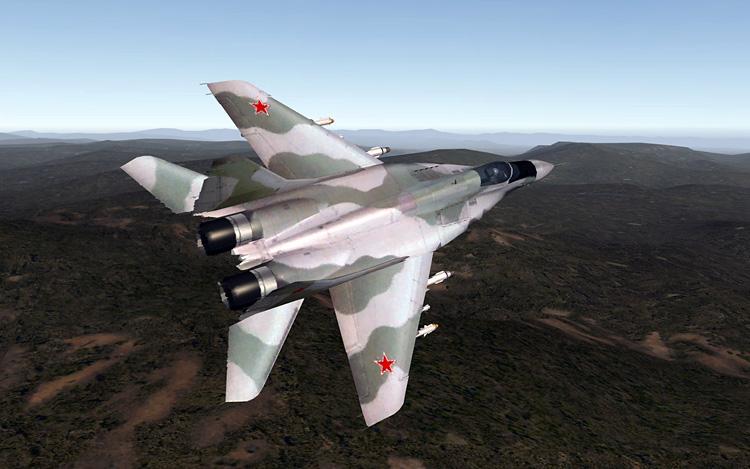BMS 4.32 Falcon 4.0 - MiG