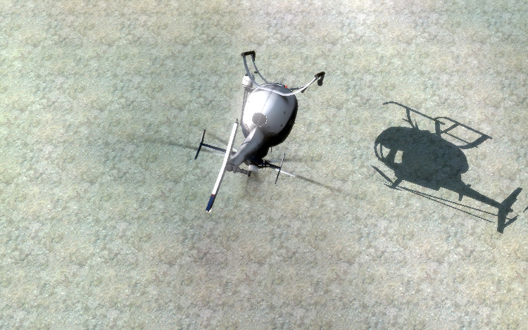 Take On Helicopters. Well, there's your problem...