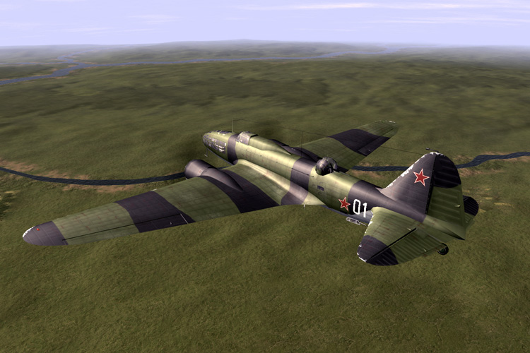 IL-2 1946, Patch 4.11m.