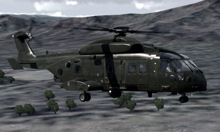Take On Helicopters - Heavy helicopter