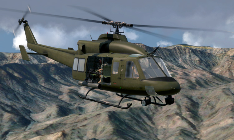 Take On Helicopters - Huey UH-1