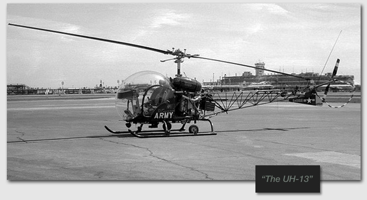"""The UH-13"""