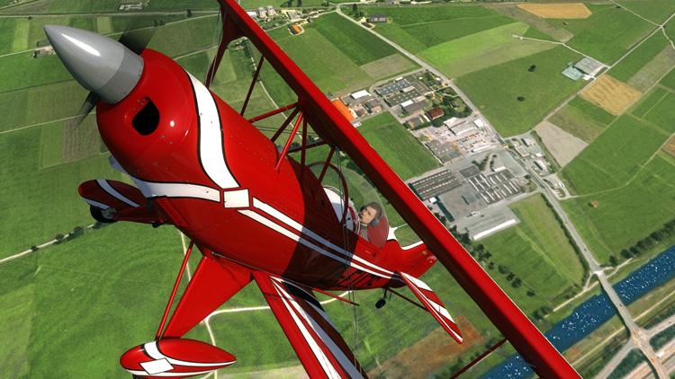 Aerofly FS - Great detail!