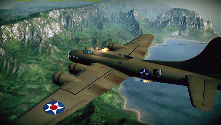 Birds of Steel - B-17