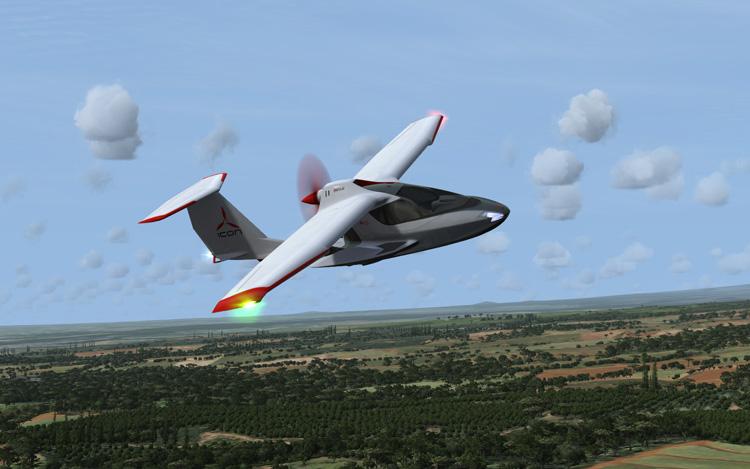 Microsoft Flight - The Icon