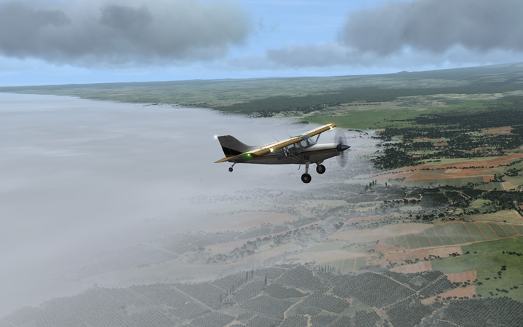 Microsoft Flight - Lighting