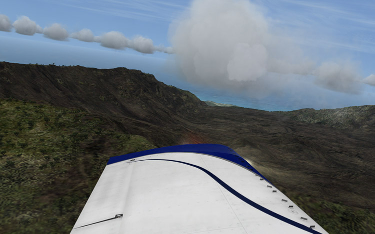 Microsoft Flight - Maui?