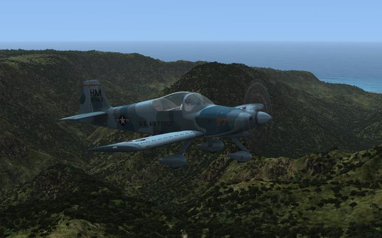 Microsoft Flight - Molokini Crater
