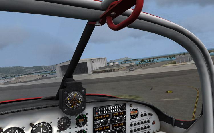 Microsoft Flight - Radios are for Looks